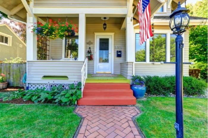 Bauen amerikanische häuser Amerikanische Häuser: