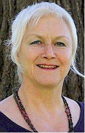 """Anne Regular Keller von den """"Solar Frauen Schweiz"""""""