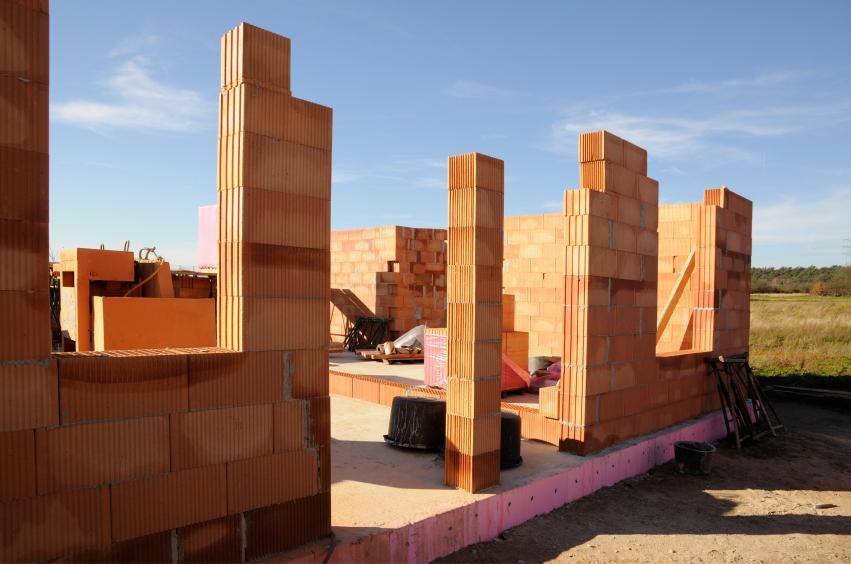 Die Rohbauversicherung schützt ihr Haus während der gesamten Bauphase