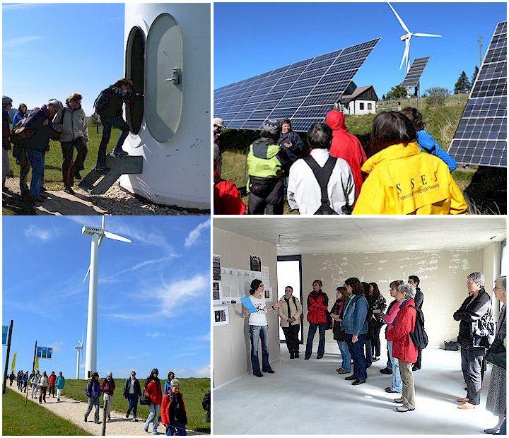 """Die """"Solar Frauen Schweiz"""" mit Sitz in Solothurn"""