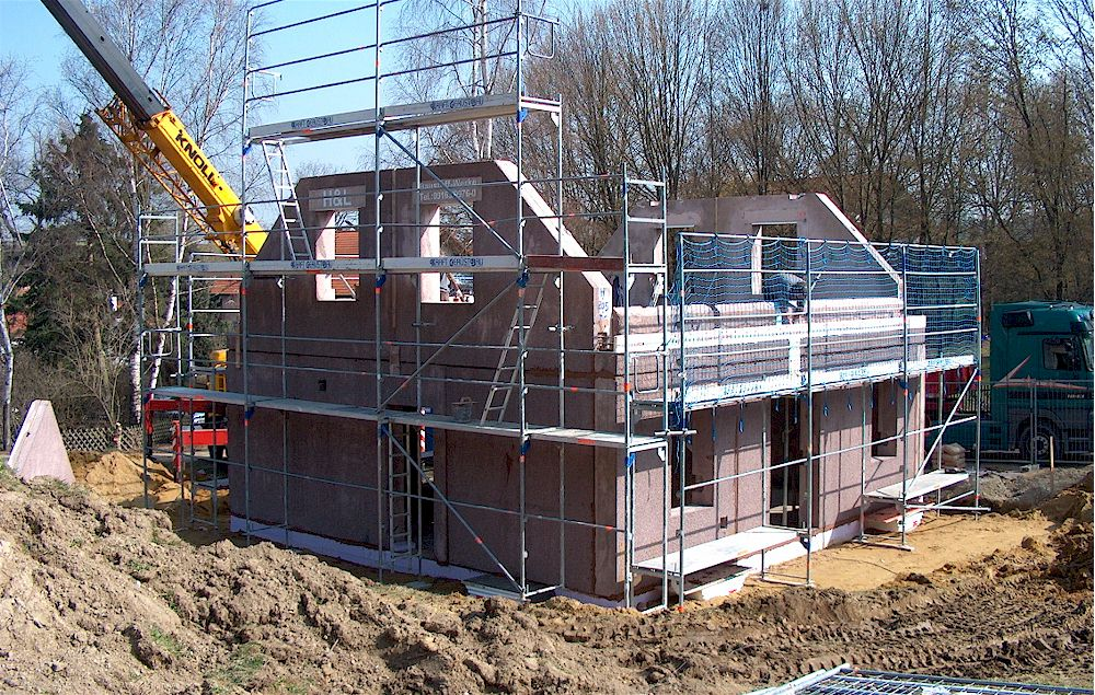 Haus bauen baustelle  Baubegleiter: Angebote und Kosten vergleichen | MEIN BAU