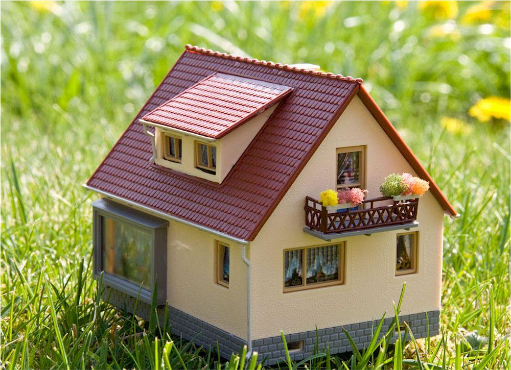 Das Haus im Grünen