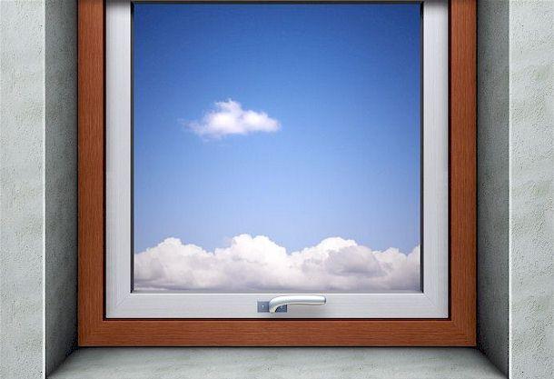 Moderne Alu-Fenster