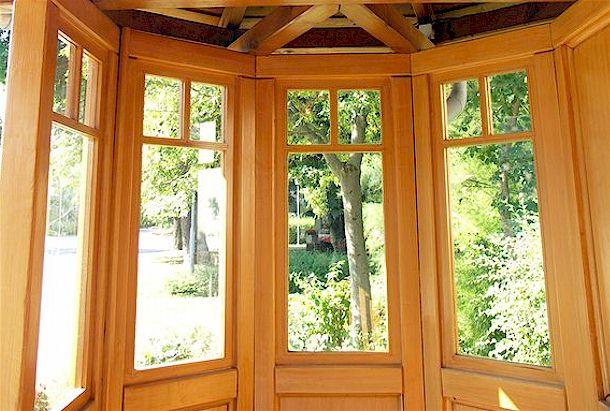 Variantenreiche Holzbauweise