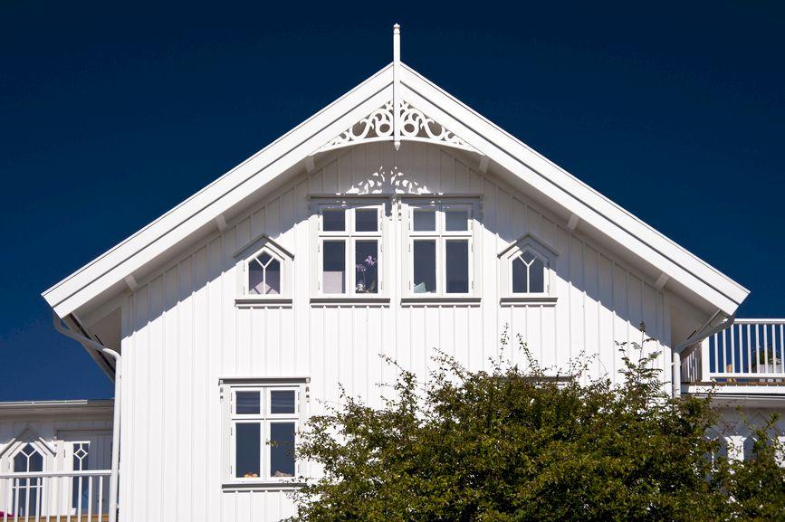 Häuser in Holzbauwesie