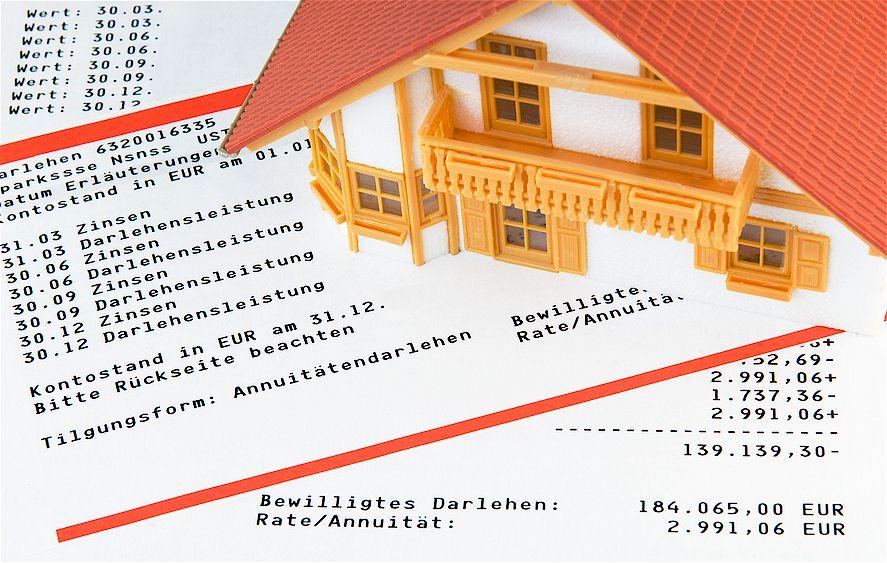 Das Baudarlehen