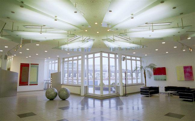 Die KfW-Bank in Bonn