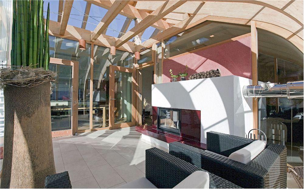 Wohnen im Bio-Sonnen-Haus