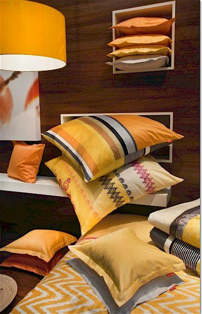 Frische Designs auf der Heimtextil 2011/12