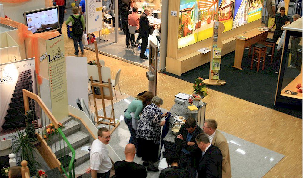 Bau-Messe in der Siegerlandhalle