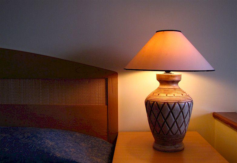 Beleuchtung für den Wohnraum