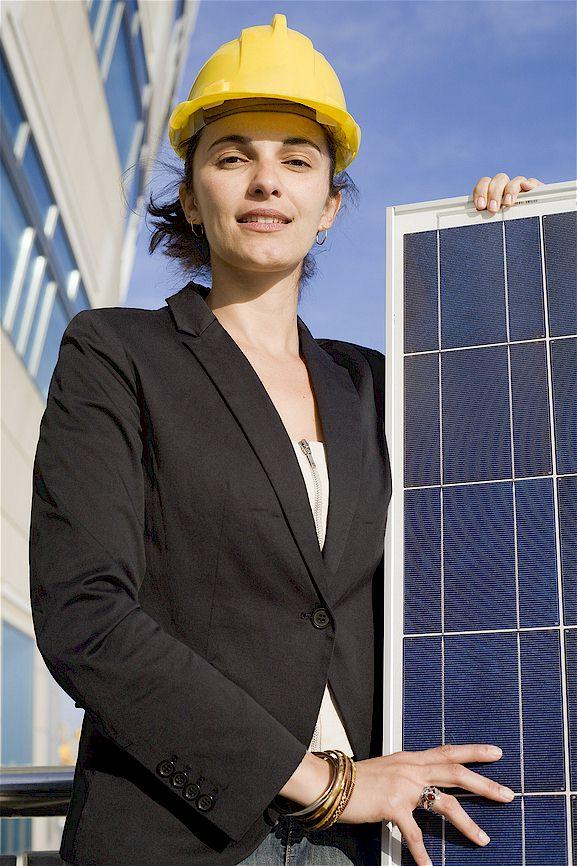 Beraterin energetische Konzepte