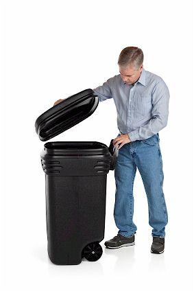 Müllpresse
