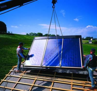 Solar-Kollektoren