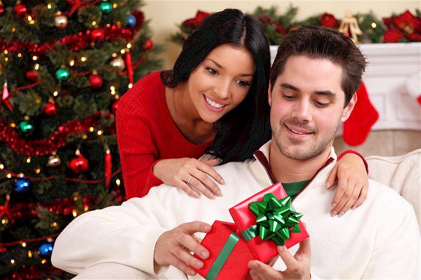 Подарок на новый год молодому человеку своими
