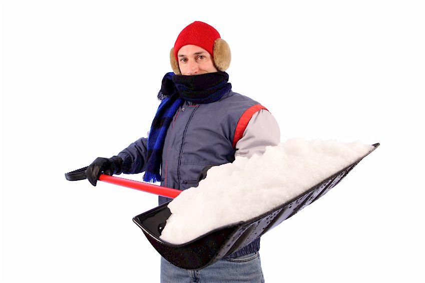 Schnee- und Räumpflicht