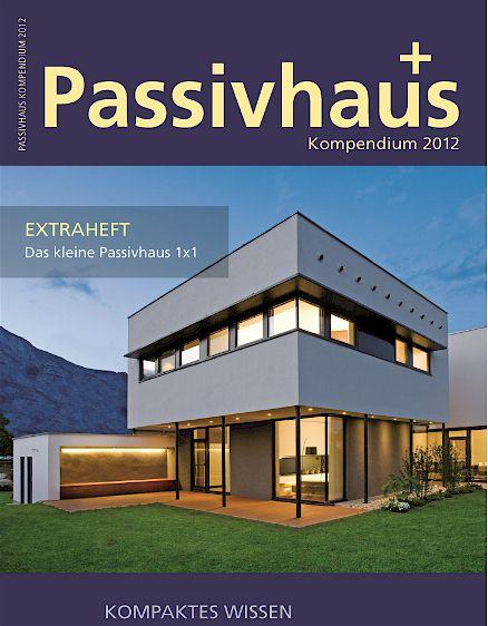 Passivhaus Jahreskompendium 2012