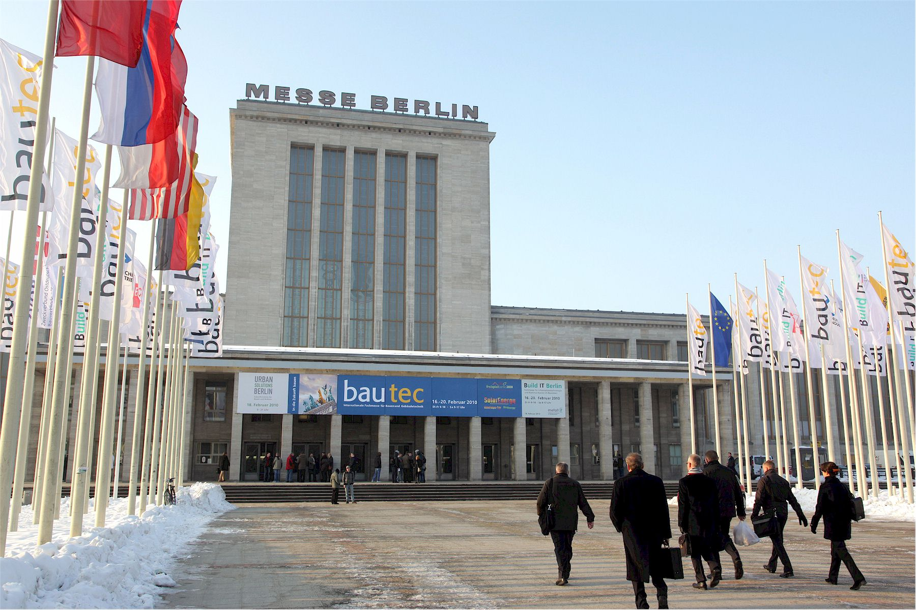 Hausbau bautec 2012 in berlin mein bau for Berlin hausbau