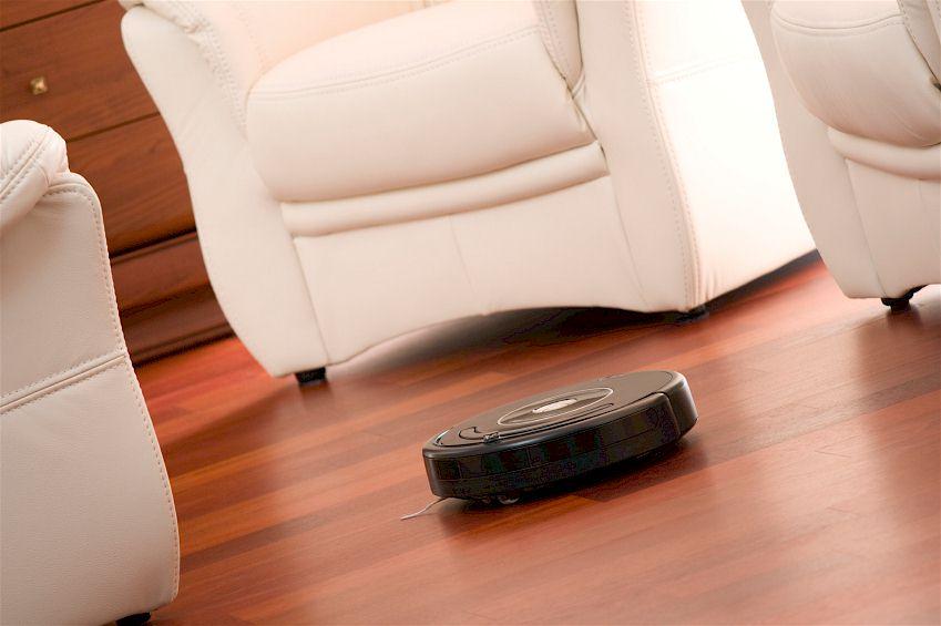 wohnen roboter lassen schmutz links liegen mein bau. Black Bedroom Furniture Sets. Home Design Ideas