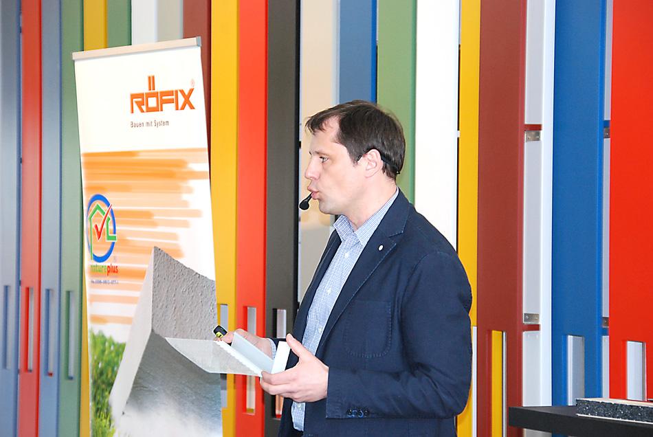 Harald Keckeis präsentiert SOL-Pad ISOFUX
