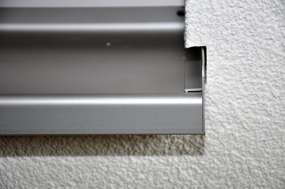 Ranit SOL-Pad Fensterbankanschluss-Lösung