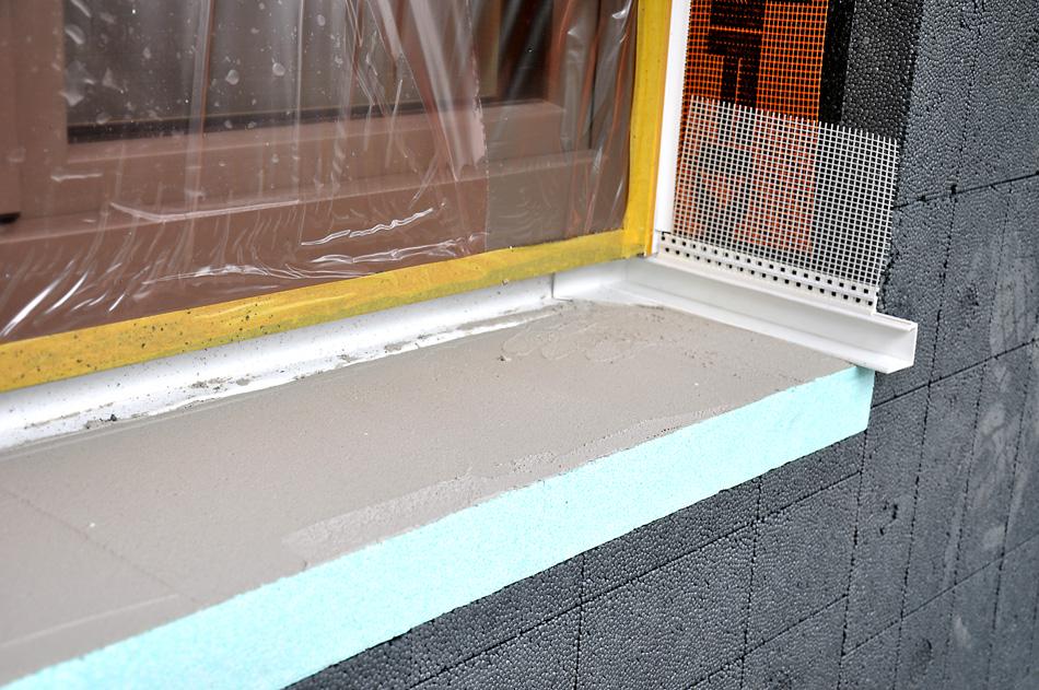 Ranit SOL-Pad Fensterbankanschluss
