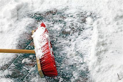 Räumpflicht im Winter