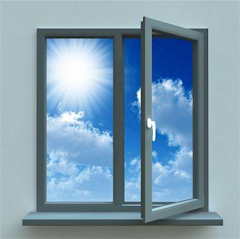Fenster-Sonnenschutzglas
