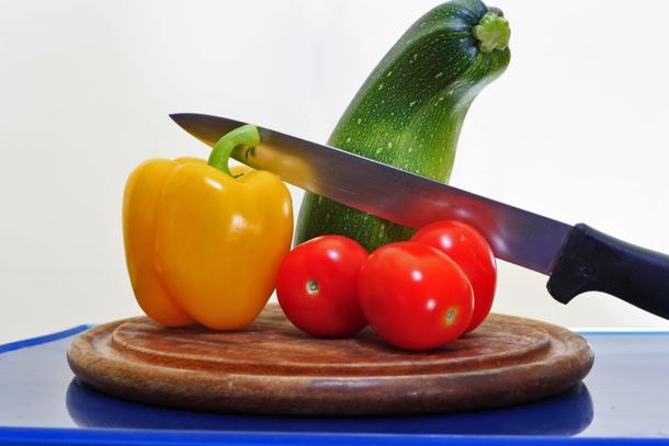 Messer für die Küche