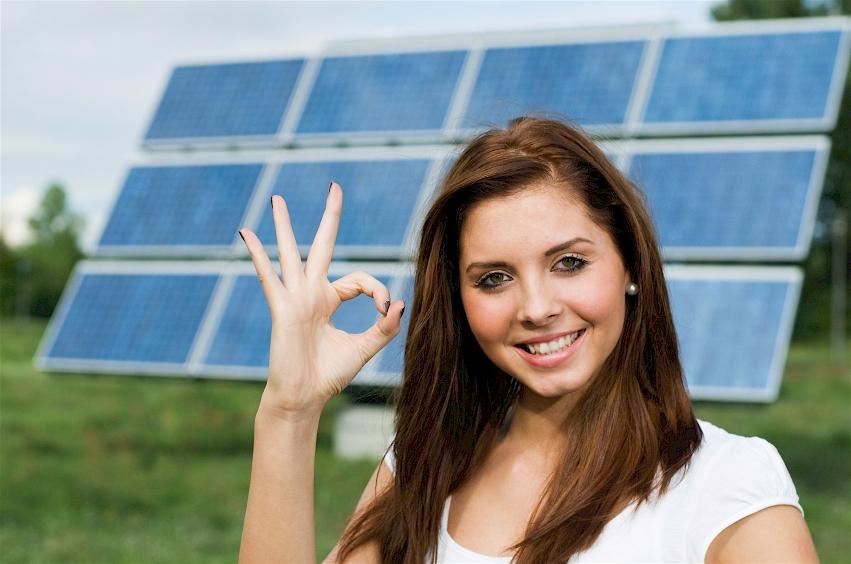 Solarenergie-Förderung