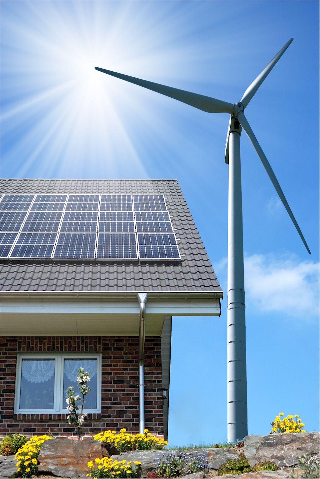Energie-Sparhaus