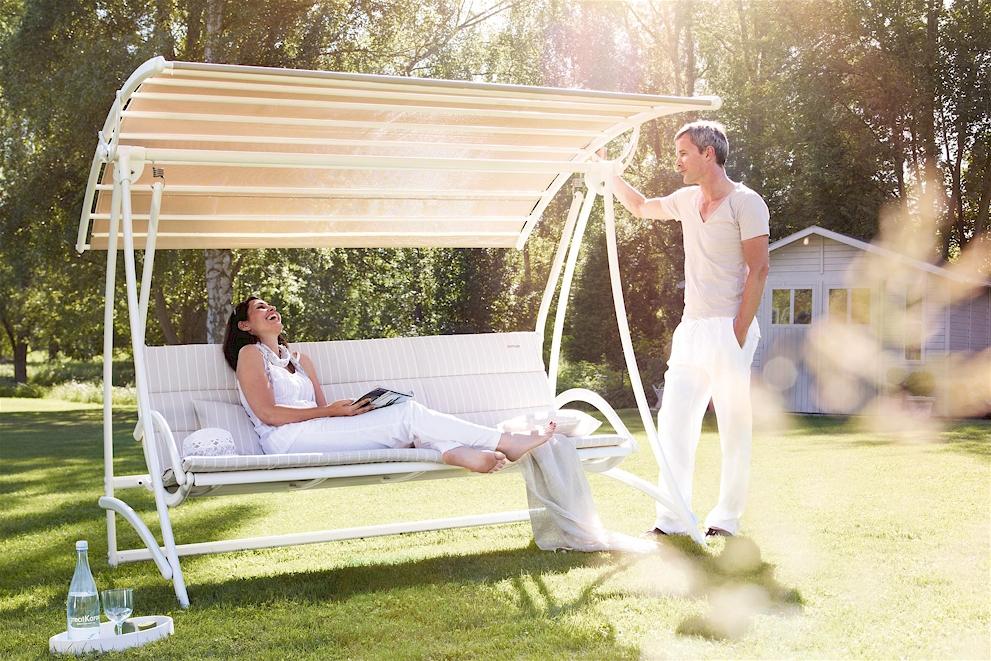 swing garden