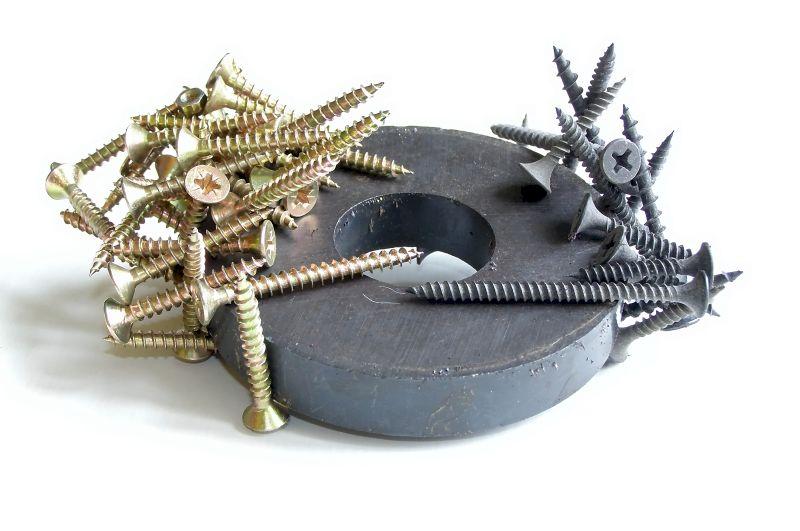 Magnete werden im ganzen Haus benötigt (Foto: Rocter / Clipdealer.de)