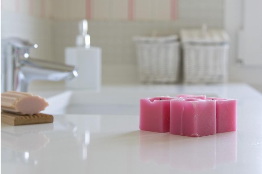 Badezimmer Accessoires praktisch und schön zugleich