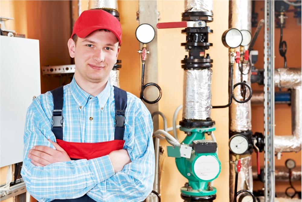 Heizungsbauer wissen hochwertige und umweltgerechte Heizkörper zu schätzen (Foto: kadmy / Clipealer.de)