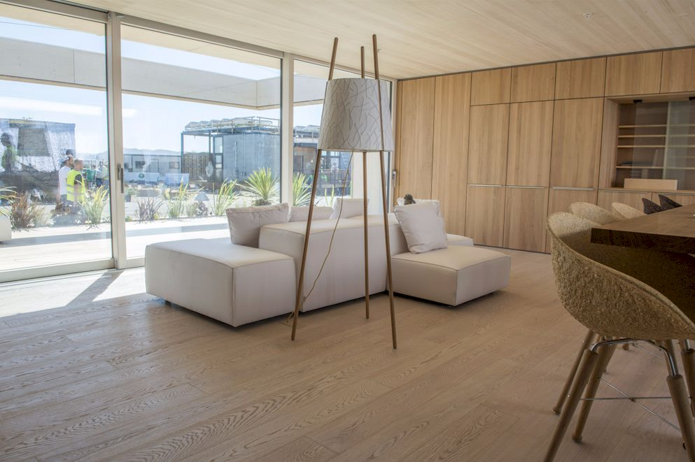 Innenarchitektur Wien niedrigenergiehaus erzielt welterfolg mein bau