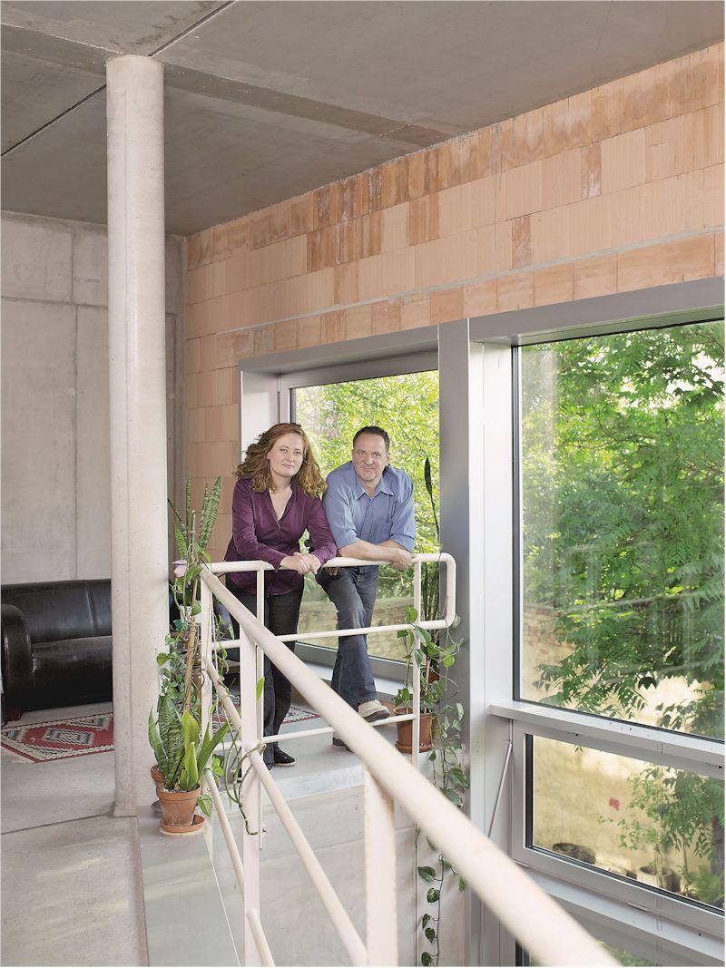 Michelle Howard und Lucio Auri (1. Preis) (Foto: KfW Bankengruppe/Sebastian Pfütze)