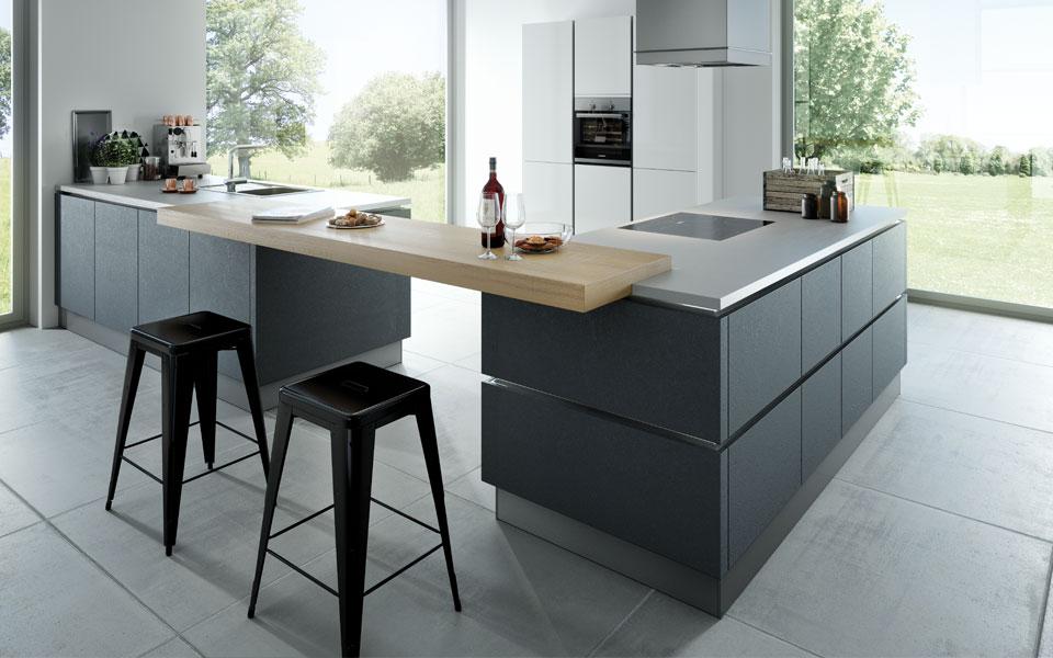 Ein neuer Küchenklassiker: Grau
