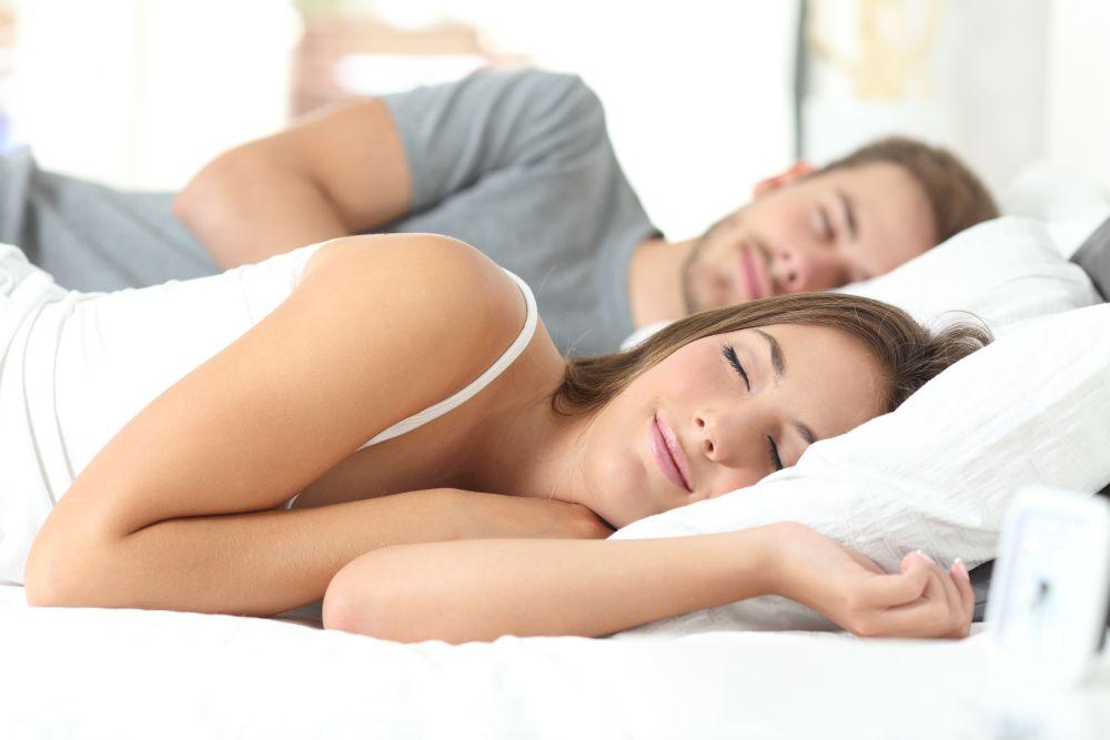 Auf der richtigen Matratze gesunden Schlaf finden