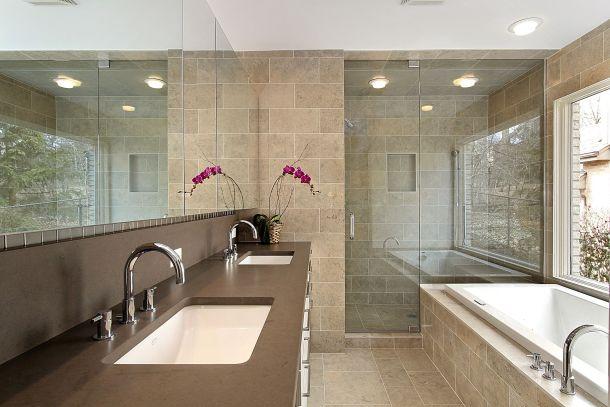 Das Badezimmer - die Wohlfühloase zu Hause. (Bildquelle: lmphot / clipdealer.de)