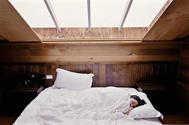 Gesunder Schlaf bei Kälte