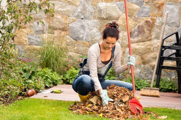 Im Garten sollten einige Arbeiten erledigt werden, bevor der Winter Einzug hält. (Fotoquelle: CandyBoxImages / clipddealer.de)