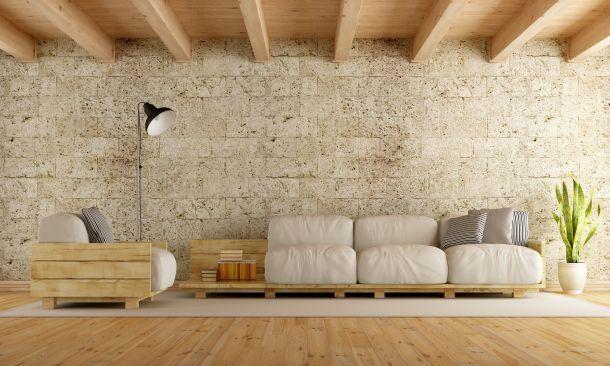 Der Eigenbau von Möbeln aus Paletten hat sich zum Trend entwickelt. (Fotoquelle: archidea / clipdealer.de)