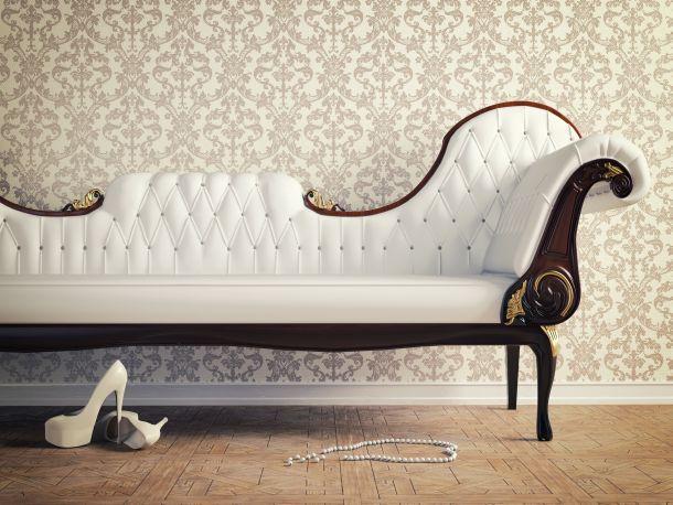 Tapeten sind derzeit ein wichtiges Gestaltungselement für Innenräume (Fotoquelle: vicnt / clipdealer.de)