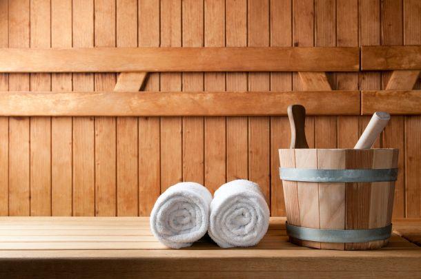Bei der Planung einer Sauna sollten einige Dinge beachtet werden. (Fotoquelle: rido / clipdealer.de)