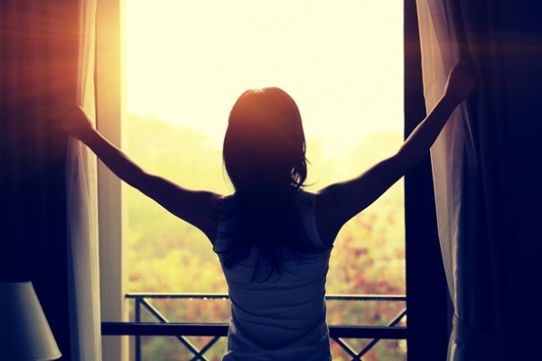 Ein paar Minuten das Fenster aufzumachen kann viel bewirken. (Bildquelle: lzflzf / clipdealer.de)
