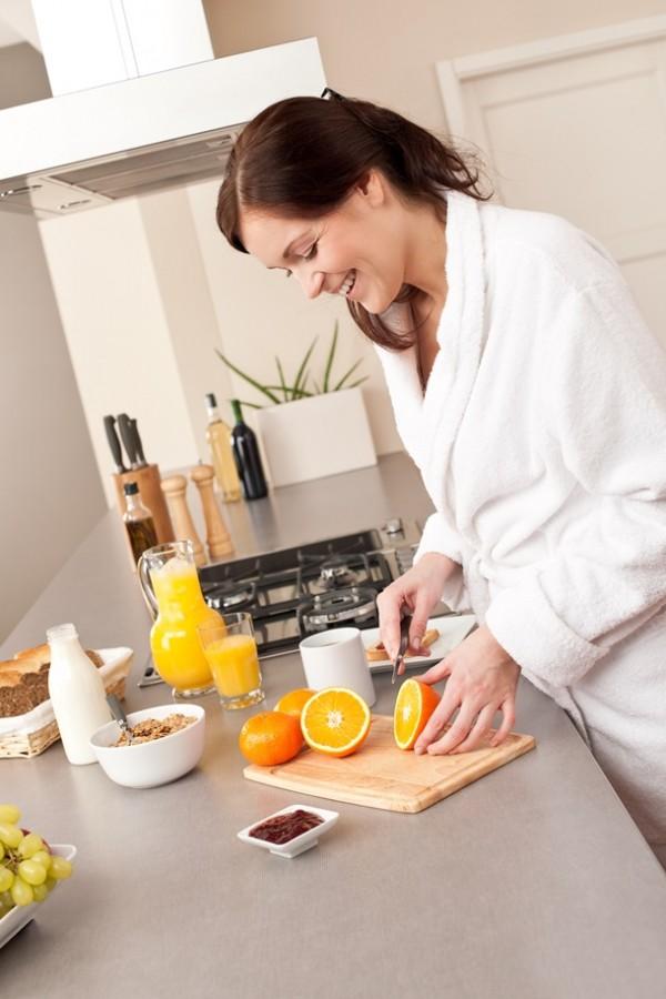 Orangenschalen sind  sehr vielseitig!  (Bildquelle: CandyBoxImages / clipdealer.de)
