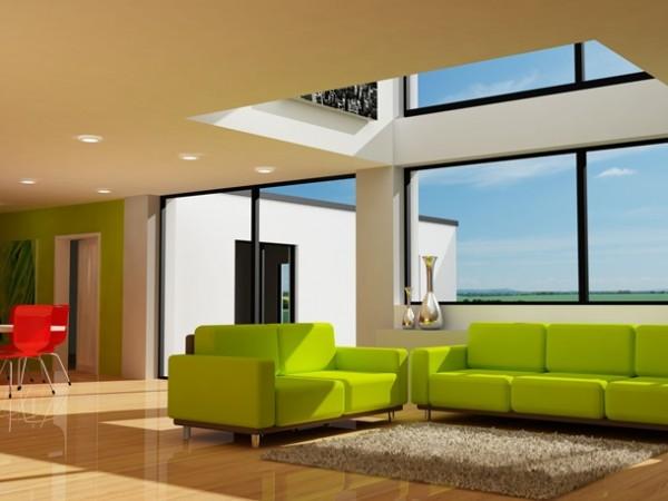 Fenster auf und Teppich ab in die Reinigung - so bringen Sie die Frische wieder ins Haus. (Bildquelle:  jaddingt / clipdealer.de)