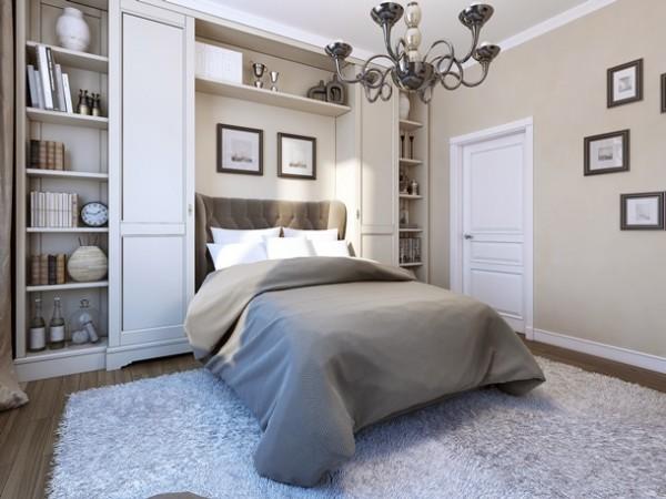 schlafzimmer rustikale deckenleuchte elegant