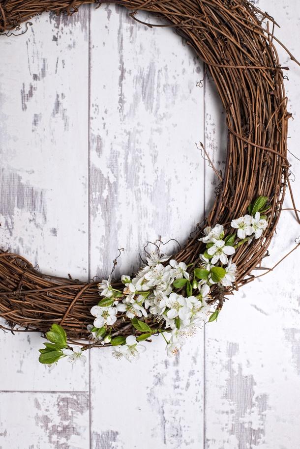 Apfelblüten symbolisieren auch das Überstehen des Winters. (Bildquelle: chris_elwell / clipdealer.de)